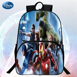 6289c999925710 hulk bags Coupons - 2019 Iron Man Hulk Thor Children School Bags  Kindergarten Preschool Backpacks for