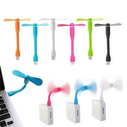 Wholesale Großhändler Tragbarer Mini Micro USB Lüfter von Smartphone Handy Handy Lüfter Kühler für Android für iPhone Multifunktions Lüfter