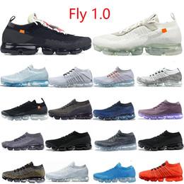 FLY 1.0 вязать 2.0 3.0 кроссовки Мужчины Женщины быть истинным CNY всплывающие черный белый зеленый кроссовки обувь от