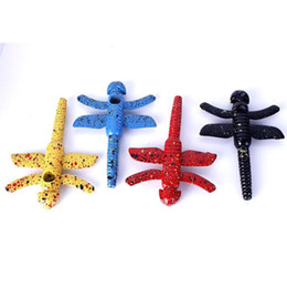 Portacandele in libellula bambù a doppio scopo, accessori portatili, portachiavi creativo, portachiavi in miniatura da