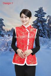 vestiti etnici tradizionali Sconti Giacche di abiti tradizionali cinesi di Shanghai Story New Ethnic Clothing per giacche tradizionali cinesi da donna