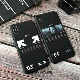 2019 max chocolats mode chaude anglais bandes de lettres de cas de couverture souple en silicone pour iphone 11 pro max 6 6S S plus 7 7plus 8 8Plus X XR XS MAX flèche couqe capa