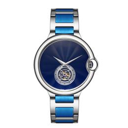 frauen silberne uhren Rabatt Top Fashion Watch Schwungrad Designer Hohe Qualität Neutral Herren- und Damenuhren Luxusuhr Rose Gold Silber Schwarz Blau Armbanduhr