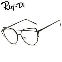 066402351fc67 NZ021 Liga Vidros Ópticos Quadro Mulheres Miopia Prescrição Óculos Vintage  Homens Sem Moldura Coreano Dinamarca Eyewear