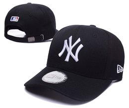 2019 cappelli di alta qualità mens Mens donna NY 2019 High quality knit Berretto da baseball Yankees multicolor Cappello da baseball cappelli di alta qualità mens economici