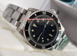 Vintage edelstahl online-Heiße Artikel Hochwertige Uhr Perpetual 40mm Classic Vintage 5513 Kein Datum Edelstahl Asia 2813 Movemen Mechanische Automatische Herrenuhren