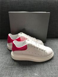 075f67a22d9 2018 diseñador de los hombres zapatos casuales baratos mejor calidad  superior para hombre para mujer de moda zapatillas de deporte zapatillas de  deporte ...