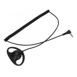 4pcs / lots 3.5mm écoutez seulement forme d écouteur casque écouteur écouteur pour les radios à deux voies ? partir de fabricateur