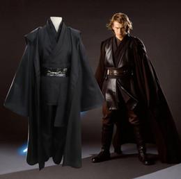 abito medievale donna viola Sconti Halloween Costumes Sith Anakin Stelle Costumi di guerra a tema abiti classici di Halloween Mens Sci Fi e Fancy Costume Abbigliamento