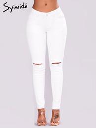 NUOVO Donna Ragazze vita alta Extreme Nero jeans attillati taglia 6 a 14