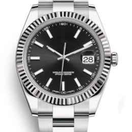 горячая дата часы Скидка Топ Горячие AAA Качество Роскошные Мужские Марка Дата продукта 41 мм Новые Стальные Часы Механические Автоматические Для Наручных Часов Diamond Часы Наручные Часы