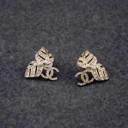 Boucles d'oreilles en diamant 14k en Ligne-Boucles d'oreilles en perles d'eau douce pour femmes de luxe avec bijoux de luxe