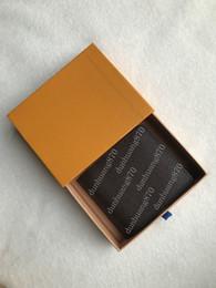 2019 rosa scheckheft Paris karierten Stil Designer Herren Geldbörse berühmte Männer Luxus Geldbörsen spezielle Leinwand mehrere kurze kleine Brieftasche mit Box