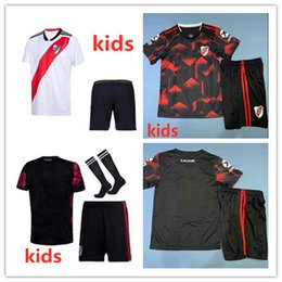 maillots en riz Promotion Maillots de soccer pour enfants River Plate QUINTERO PONZIO SCOCCO CASCO 19/20 River Plate.