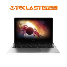 teclast windows Promotion Teclast Notebook Pro 13,3 pouces 1920x1080 Windows 10 8 Go de RAM 128 Go Intel Core m3-7Y30 Dual Core Reconnaissance d'empreinte digitale