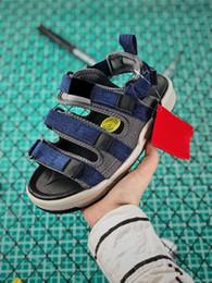 2019 Erkekler UNI TOKYO Sandalet Moda Spor Terlik Trail Açık Su Ayakkabı Kadın Hookloop Severler Visvim Yaz Rahat Sneakers Plaj cheap tokyo shoes nereden tokyo ayakkabıları tedarikçiler