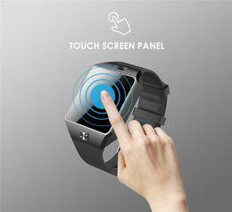новые умные часы u8 Скидка НОВЫЙ DZ09 SmartWatch Android GT08 U8 A1 для Android умные часы SIM Интеллектуальные часы мобильный телефон может записывать состояние сна Умные часы