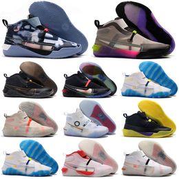 Hot Mens Kobe AD NXT FF Gris baskeball Chaussures Vastes Kobe Bryant Day FastFit Black Mamba KB24 Luxury Designer Taille 40 46 Sneakers Baskets