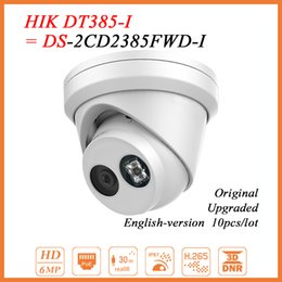 Hikvision OEM DT385-I Replac DS-2CD2385FWD-I 8MP POE WDR IR Dome IP Camera H.265