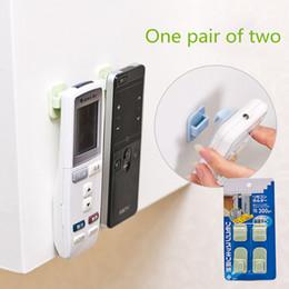 Plastik Kanca 2 çift (4 adet) Yapışkan Kanca Seti TV Klima Uzaktan Kumanda Anahtarı Pratik Duvar Depolama Tutucu Güçlü Hanger0.7 nereden