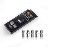 5 pcs omo lite 40 subtanque bobina de substituição jomotech eig cabeça bobinas para jomo lite 40 w kit caixa vape mod dhl livre de