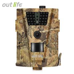 Toptan HD 1080 P Avcılık Kamera 30 adet Kızılötesi Led 850nm IR Avcılık Tuzakları Yaban Hayatı Trail Kamera Gece Görüş hayvan Fotoğraf Tuzakları nereden ev gizli kamera videoları tedarikçiler