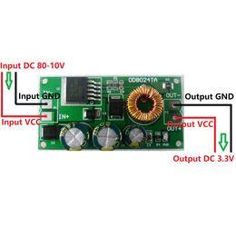 Módulo regulador de tensão on-line-Alta-tensão EBike DC-DC Conversor Buck Regulador Rebaixador Módulo 80 V 72 V 64 V 60 V 48 V 36 V 24 V a 15 V 12 V 9 V 6 V 5 V 3.3 V