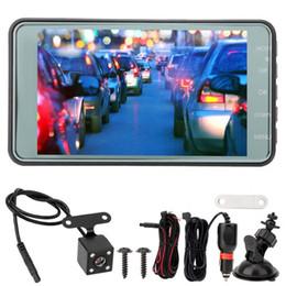 автомобильная зеркальная камера заднего вида Скидка dash cam 4.0