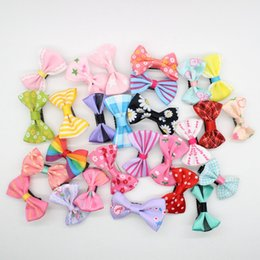Çocuklar Çocuk Şerit Karışık Yay Ördek Gagası Tokalar Küçük Bez Sevimli Kore Versiyonu Saç klipler Tokalarım Şapkalar Rastgele Toptan supplier wholesale barrettes for hair bows nereden saç kurdeleleri için toptancılar tedarikçiler