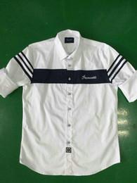 Sommer bester verkaufender Eden-Park-langes Hülsenhemd-Männer Polo für Männer Nizza Qualitätsmodemarke Entwurfs-Größe geben Verschiffen frei M L XL XXL von Fabrikanten