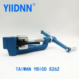 "Tensor de bandas de acero inoxidable YBICO Use con herramienta de bandas estándar de 1/4 ""a 3/4"" S262 desde fabricantes"