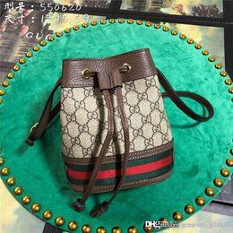 Canada Sac de designer de luxe Pmini seau sac 550620 96I3B 8745 top qualité mode dames seau sac taille 19 * 15.5 * 19 Offre