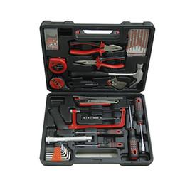 32 peças de ferramenta de combinação hardware set caixa de ferramentas portátil kit ferramenta de reparo do carro de