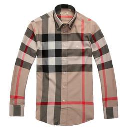 Venta de ropa de polo online-Nuevas ventas de camisetas de ocio, populares negocios de bordado de caballos de golf, polos, ropa de manga larga y corta para hombres 072