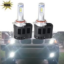 P6 führte scheinwerfer online-P6 LED Autoscheinwerfer LED Canbus 55W 5200LM 6000K 5202 H7 9007 9006 9004 H15 Scheinwerfer-Umrüstsatz