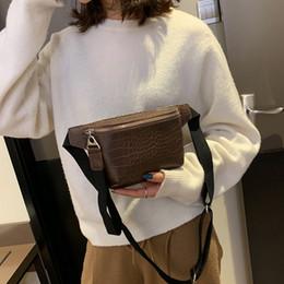 2019 cinturones de cocodrilo 2019 bolso de la cintura de las mujeres Fanny Packs bolso de la correa de cuero de cocodrilo de lujo multicolor bolso de la manera bolso de alta calidad retro cinturones de cocodrilo baratos