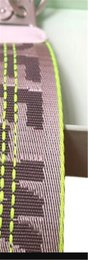 Argentina diseñador de los hombres y las mujeres Off LLAVERO LLAVERO de cuero de metal plateado hebilla decorativa envío libre de Keychain Suministro