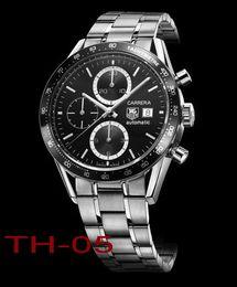 2019 спортивные часы f1 2019 лучшие мужчины HEUER CARRERA F1 часы механические автоматические часы из нержавеющей Stell наручные часы Мужские спортивные наручные часы дешево спортивные часы f1