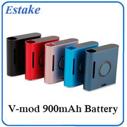 Canada Top qualité Vapemod batterie Vape Pen Cartouches 900mah Vapmod V-mod batterie 510 Fil Batterie pour Vid Vape Pen Cartouches Offre