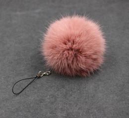 conejo pelota bolas teléfono Rebajas Adornos ligeros para teléfonos móviles  Modelos de explosión 8 cm Bola 6d571e63cfa1