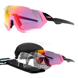 2019 ciclo óculos preto amarelo Óculos polarizados com proteção UV, óculos multicoloridos para homem e mulher