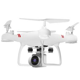 Вертолетные батареи онлайн-Пульт дистанционного управления Selfie Самолет Drone Hj14w С Wi-Fi Hd Камеры Аэрофотосъемка Складной Вертолет Rc Long Battery T190621