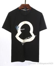 Железный человек мигает футболка онлайн-Футболки Led T Shirt Управление звуком Железный Человек Мода Творческий LED C1ustom Music Flash Одежда Spectrum Dancer Активированный VisualizerTT661