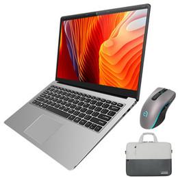 Ordenador portátil de inteligencia online-ordenador portátil 15,6 pulgadas 8 GB de RAM 512 GB SSD Intel J3455 chip de cuatro núcleos HD IPS pantalla de Windows 10 WIFI portátil Laptop portátil delgado