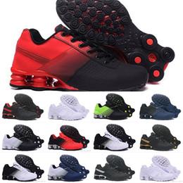 air Shox Deliver 809 Zapatillas para correr al por mayor Famoso blanco DELIVER 97 OZ NZ Zapatillas deportivas para hombre Deportes 270 Zapatos diseñadores desde fabricantes