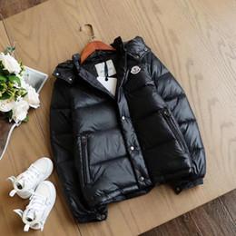 2019 длинные куртки девушки новая модель Детская одежда для мальчиков Детская верхняя одежда Мальчик и девочка зимнее теплое пальто с капюшоном Детская хлопковая пуховик Модные толстовки с капюшоном детские куртки 117