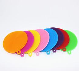 Силиконовые миски для чистки посуды Щетки для мытья посуды Бытовые чистящие средства Кухонные принадлежности Офисные чистящие средства для ванной Nano Sponge от
