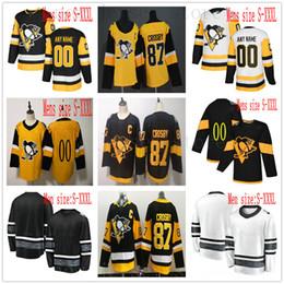 14db8745 stadium series hockey jerseys 2019 - Custom Pittsburgh Penguins Hockey  Jersey New Stadium Series 17 Bryan