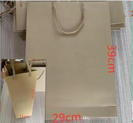 Apenas para sacos on-line-Alta Qualidade de luxo Designer saco de papel saco de papel 2,019 Moda para o lenço somente, apenas 1 saco de papel, sem lenço.