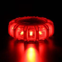 2019 luces de advertencia de seguridad Luz de advertencia LED multifuncional Coche roto Noche montando niebla Luz de advertencia del día Luz alta Intermitente SOS Luz indicadora de seguridad de la lámpara luces de advertencia de seguridad baratos